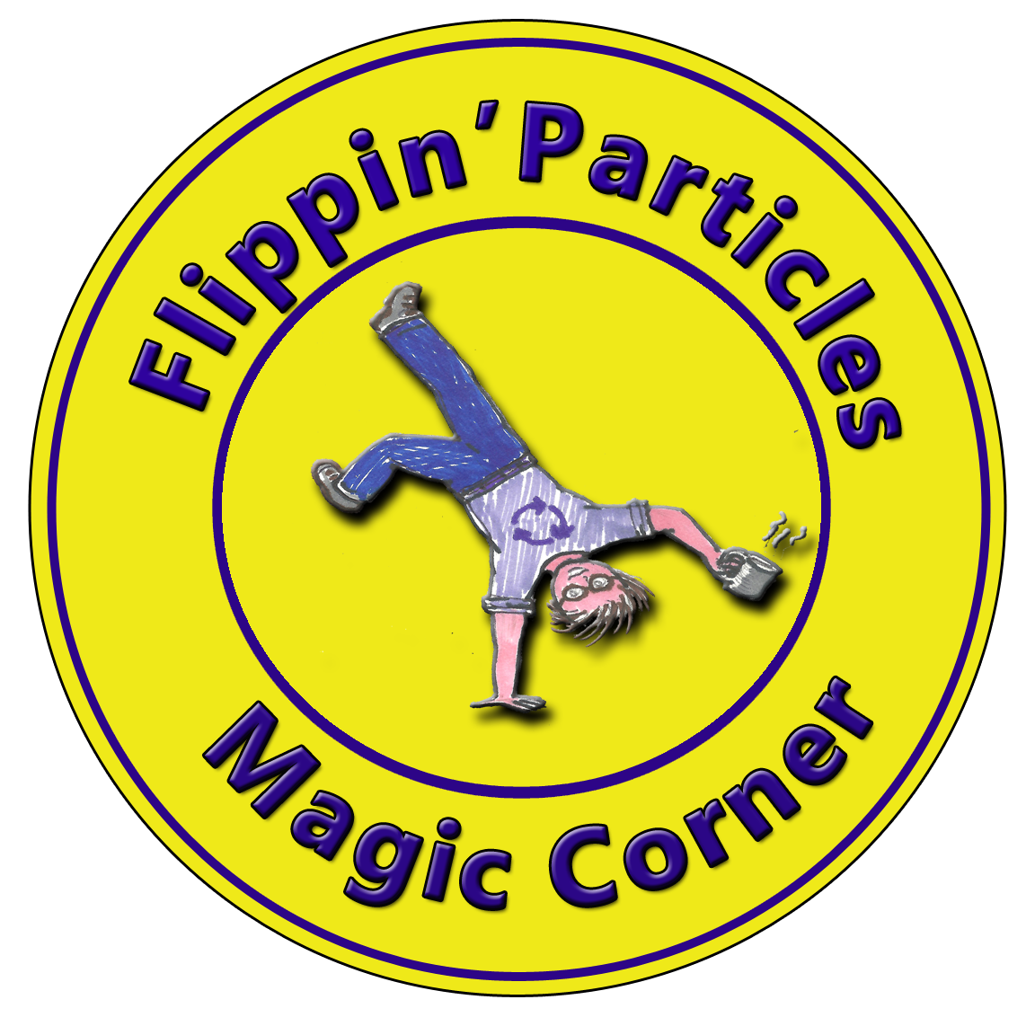 Flippin'Particles Magic Corner